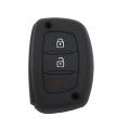 Flexible Silicone Key Shell For Hyundai