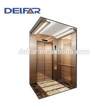 Delfar meilleur ascenseur de passagers pour bâtiment intérieur