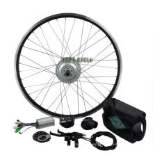 melhor venda China fornecimento direto da fábrica preço barato kit bicicleta elétrica 350 W