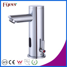 Fyeer Single Handle DC Power Electronic Auotamatic Sensor Faucet