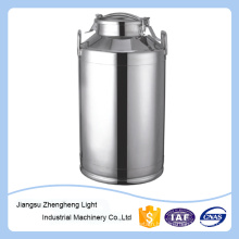 Stainless Steel Storage Drum for Transporting