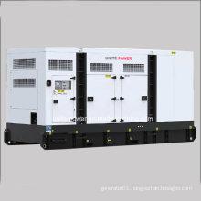 200kVA Volvo Engine Soundproof/Silent Diesel Generator Set/ Genset