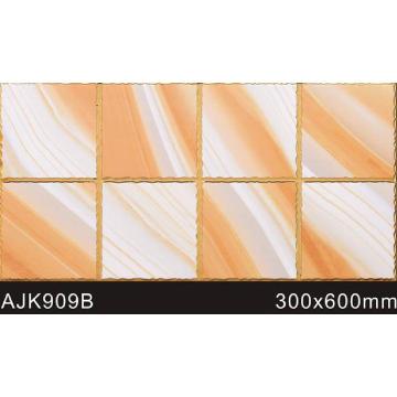 Produtor de telhas de parede de impressão a jato de tinta 3D (AJK909B)