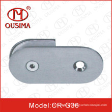 Stainless Steel Glass Fixing Clamp Used in Shower Room (CR-G36)