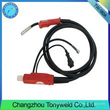 Torche de soudage type Panasonic TW-180A MIG MAG Torche de soudage CO2