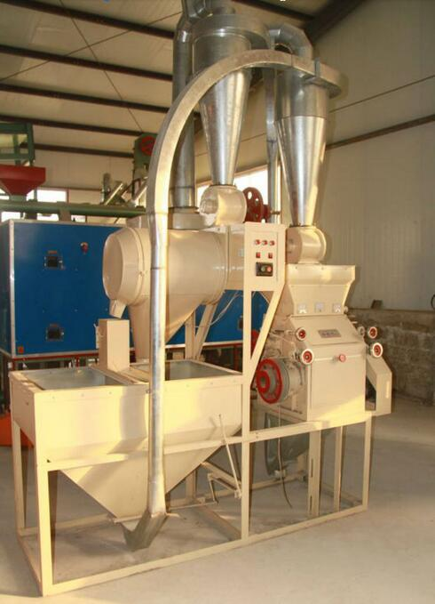 small wheat flour mill