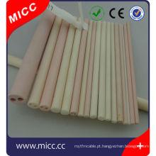 pureza al2o3 alta ker710 2 canais cerâmico isolador de bobina fabricante