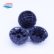 china hot sales PP polypropylene plastic bio ball for aquarium water treatment
