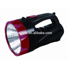 Lampe de recherche portative de LED, WD-3390 Lampe de chasse extérieure d'aventure de lumière menée
