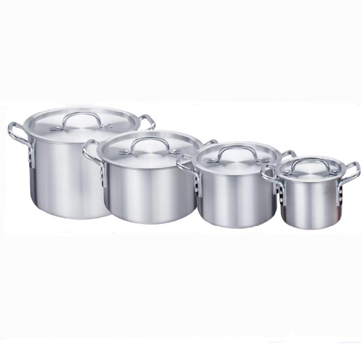Aluminum Stock Pot Set Fh A28 4