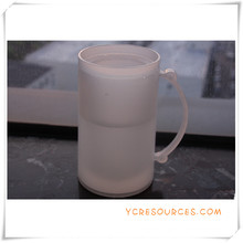 Double Wall Frosty Mug Frozen Ice Beer Mug for Promotional Gifts (HA09074)