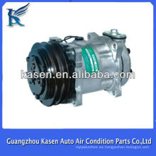 Compresor Sanden sd7h13 para CITROEN AX BERLING ZX PEUGEOT 106 205 306 PARTNER OE # 7300 6453N3