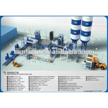 Автоматическая производственная линия для производства кирпича