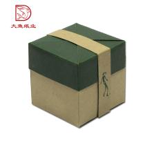 Top qualidade novo design barato preço reciclado pequena caixa de presente de doces