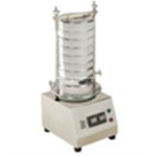 Laboratory soil screening vibration test sieve