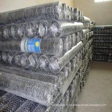 Malla de alambre hexagonal (fábrica y proveedor)
