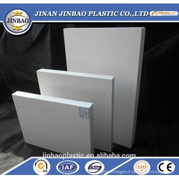 usine imperméable à l'eau pas cher prix PVC panneaux muraux