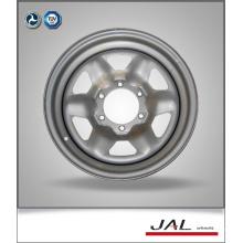 Borde de la rueda de coche de la alta calidad 6 Lug en diverso color