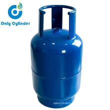 DOT ISO4706 11kg LPG Gas Cylinder in Turkey