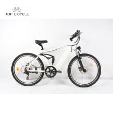 M6 Bafang traseira do motor do cubo mountain bike elétrica Mountain bicicleta elétrica 2017