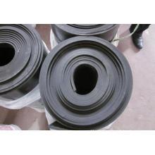 Feuille en caoutchouc de prix usine de NBR, feuille en caoutchouc d'isolation