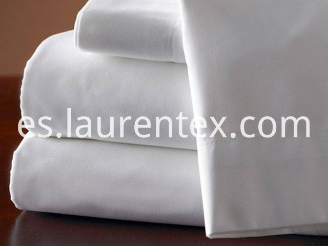 White Sateen Sheets