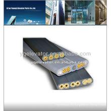 Cable del ascensor, cable del elevador, cable plano del elevador