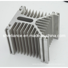 Aluminum/Aluminium Extrusion for LED Radiator Heat Sink