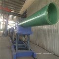 frp pipe machine frp mandrel GRP ligne de production GRP moule