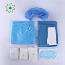 Suministros dentales, incluidos la cubierta y los guantes de la silla dental