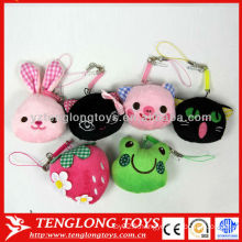 Mode de vente chaude chez les étudiants Petits jouets animaux adorables Nettoyeur d'écran de téléphone