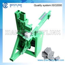 Ms3-10V gravedad alimentación piedra ladrillo a pavimentadora máquina de dividir