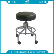 Best Price! AG-Ns001 Durable Super Cheap Medical Stools with Wheels