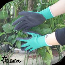 Защитная перчатка для резиновой прокладки 13G / латексные перчатки