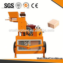 WT1-20 clay brick making machine south africa