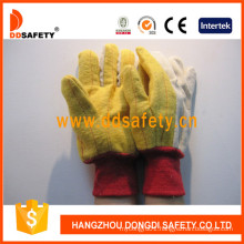 Golden Chore Canvas Working Gloves Dcd132