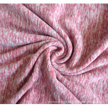 Polyester Knitting Fabric Polar Fleece