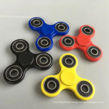 2017 Fidget Toys Finger Spinner Fidget Spinner with LED Light