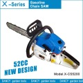 Russian Petrol chainsaw 52cc X-CS5200