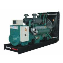 440kVA Standby Open Wudong Generador de Potencia del Motor Diesel