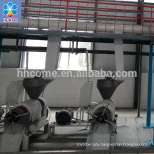 Middle capacity colleseed oil making machine supplier