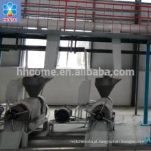 Fornecedor de máquina de fabricação de óleo coleseed de capacidade média