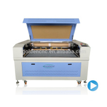 China high speed 150w co2 laser cnc cutting machine