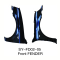 FORD MONDEO 2004-2006 Front Fender