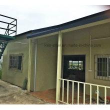 Mobile Prefab Villa Casa con PVC Decoración Junta