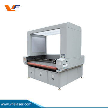 Panoramic Camera Laser Cutting Machine