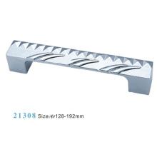 Poignée de meuble de meuble en alliage de zinc (21308)