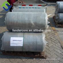 Chinese supplier polyurethane foam filled marine EVA fender