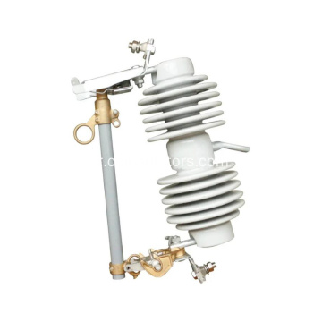Coupe-circuit de fusible à haute tension en porcelaine (RLF10-24 / 100)