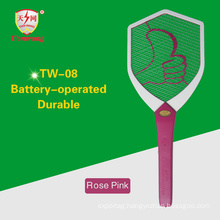 Battery-Operated Electronic Mosquito Swatter with Ce&RoHS